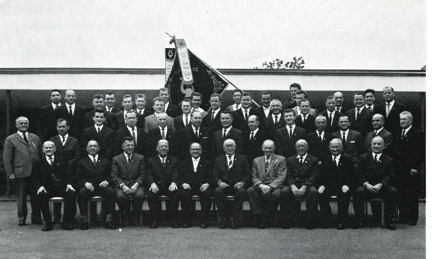 Männerchor 1965